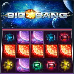Игровой механизм Big Bang представлять бесплатно