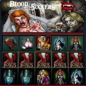 Игровой устройство Blood Suckers исполнять бесплатно