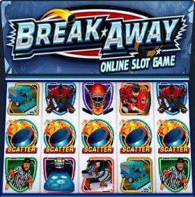 Игровой механизм Break Away ходить бесплатно