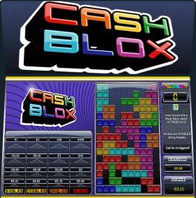 Игровой робот Cash Blox представлять бесплатно