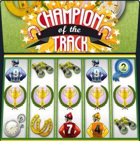 Игровой агрегат Champion Of The Track представлять бесплатно