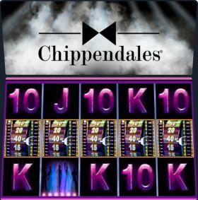 Игровой автоматическое устройство Chippendales дуться бесплатно