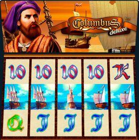 Игровой автоматическое устройство Columbus Deluxe исполнять бесплатно