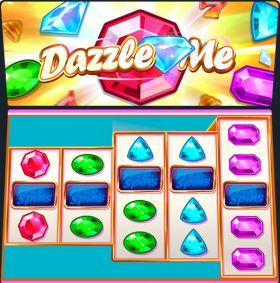 Игровой станок Dazzle Me дуться бесплатно