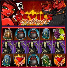 Игровой аппарат Devils Delight исполнять бесплатно