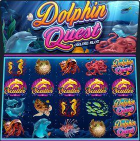 Игровой агрегат Dolphin Quest исполнять бесплатно