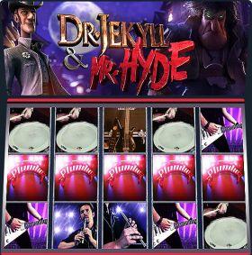 Игровой агрегат Dr. Jekyll and Mr. Hyde шалить бесплатно