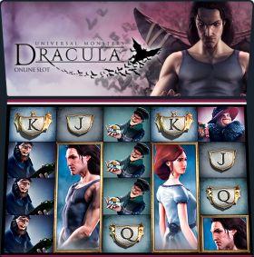 Игровой аппарат Dracula исполнять бесплатно