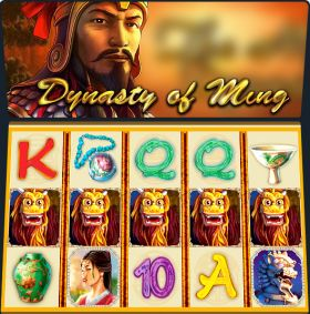 Игровой аппарат Dynasty of Ming резаться бесплатно