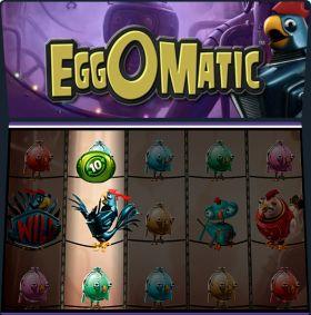 Игровой механизм EggOMatic выступать бесплатно