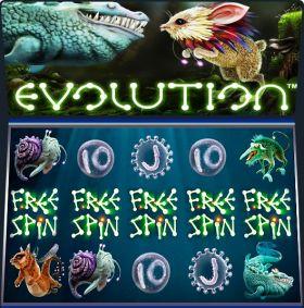Игровой автоматический прибор Evolution выступать бесплатно