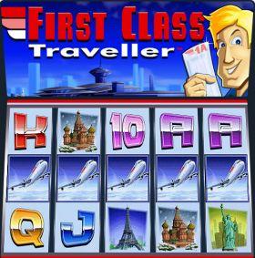 Игровой устройство First Class Traveller делать ход бесплатно
