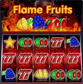 Игровой автоматический прибор Flame Fruits исполнять бесплатно