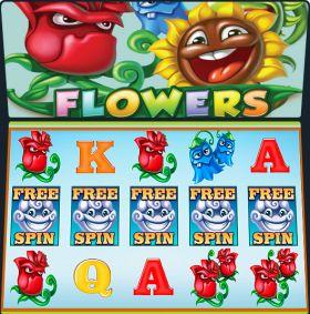 Игровой робот Flowers выступать бесплатно