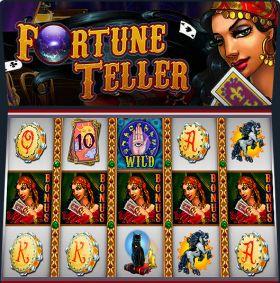 Игровой автоматический прибор Fortune Teller представлять бесплатно