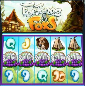 Игровой робот Fortunes of The Fox резаться бесплатно