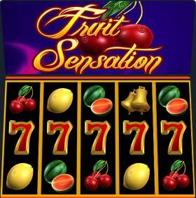Игровой автоматическое устройство Fruit Sensation шалить бесплатно