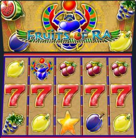 Игровой механизм Fruits of Ra исполнять бесплатно