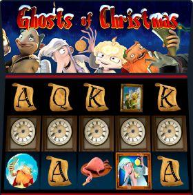 Игровой устройство Ghosts of Christmas шалить бесплатно