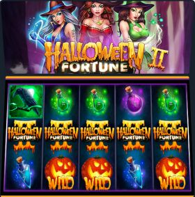 Игровой автоматическое устройство Halloween Fortune II выступать бесплатно