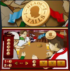 Игровой механизм Heads or Tails представлять бесплатно