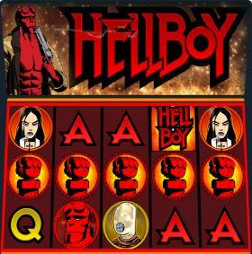 Ігровий автомат Хеллбой
