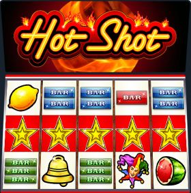 Игровой машина Hot Shot представлять бесплатно