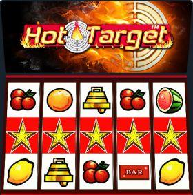 Игровой робот Hot Target резаться бесплатно