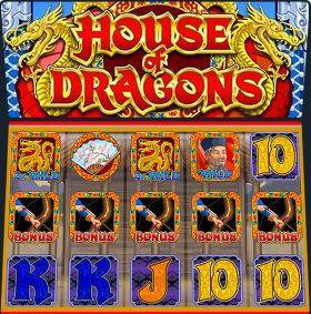 Игровой устройство House of Dragons выступать бесплатно