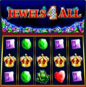 Игровой станок Jewels 0 All исполнять бесплатно