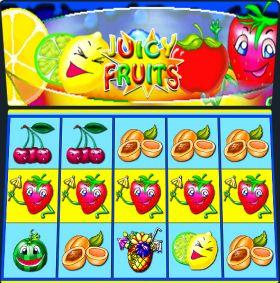 Игровой станок Juicy Fruits выступать бесплатно