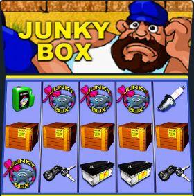 Игровой механизм Junky Box резаться бесплатно