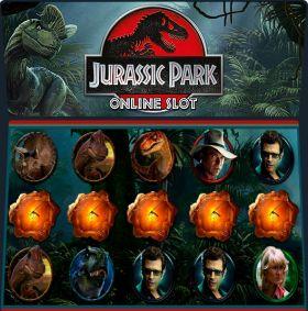 Игровой агрегат Jurassic Park ходить бесплатно