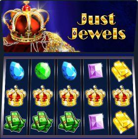 Игровой механизм Just Jewels выступать бесплатно