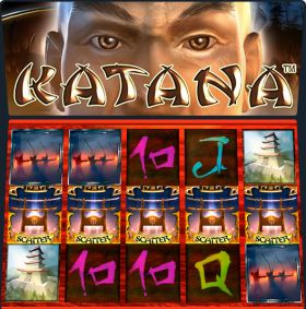 Игровой машина Katana резаться бесплатно