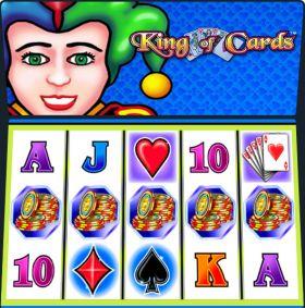 Игровой умная голова King of Cards выступать бесплатно