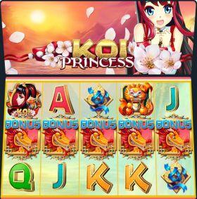 Игровой машина Koi Princess шалить бесплатно