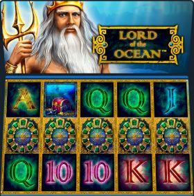 Игровой механизм Lord of The Ocean дуться бесплатно