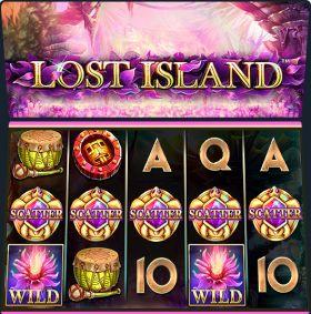 Игровой робот Lost Island исполнять бесплатно