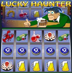 Игровой машина Lucky Haunter выступать бесплатно