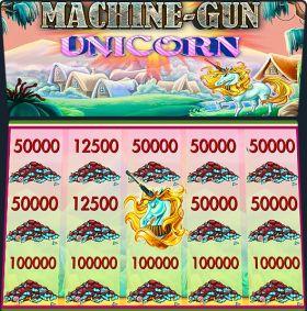 Игровой машина Machine Gun Unicorn выступать бесплатно