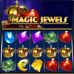 Игровой механизм Magic Jewels резаться бесплатно