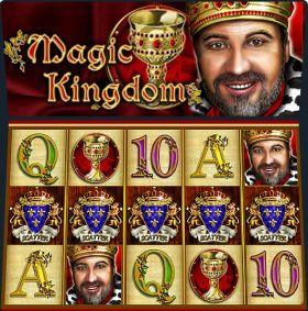 Игровой машина Magic Kingdom выступать бесплатно