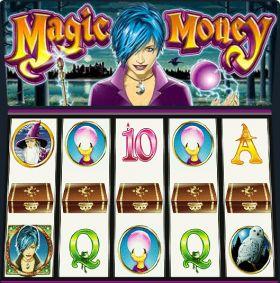Игровой станок Magic Money делать ход бесплатно