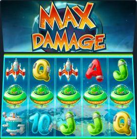 Игровой робот Max Damage исполнять бесплатно