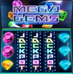 Игровой робот Mega Gems исполнять бесплатно