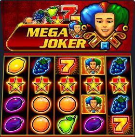 Игровой машина Mega Joker шалить бесплатно