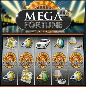 Игровой станок Mega Fortune резаться бесплатно