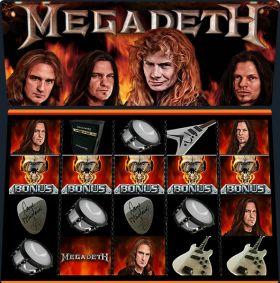 Игровой робот Megadeth представлять бесплатно