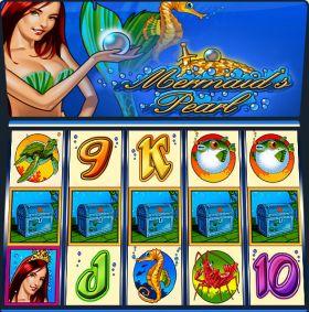 бесплатные игровые автоматы mermaid s pearl